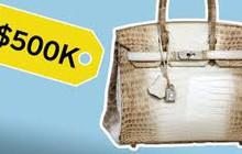 Túi Hermès Himalaya Birkin 12 tỷ đồng được sản xuất thế nào?