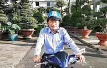 Chủ tịch Đồng Tháp lý giải đi xe máy đến công sở