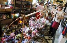 Điều đáng mừng từ xuất khẩu túi xách, va li, gốm sứ, mây tre