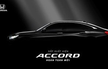 Honda Accord 2019 sắp xuất hiện tại Việt Nam cạnh tranh Toyota Camry, đại lý tiết lộ thời điểm ra mắt