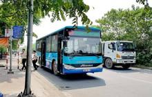 Xây mới 300 nhà chờ phục vụ hành khách buýt Hà Nội