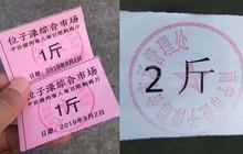 Trung Quốc đưa trở lại chế độ tem phiếu để đối phó với cuộc khủng hoảng thịt lợn