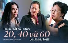 Tôn Nữ Thị Ninh - Cựu Đại sứ Việt Nam tại châu Âu: Đừng nói phụ nữ không thể bắt đầu ở tuổi 40, nếu hẹn nhau ở tuổi 50 tôi còn chưa ngán...
