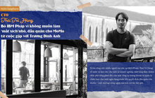 CTO Thái Trí Hùng: Bỏ IBM Pháp vì không muốn làm 'mắt xích' nhỏ, đầu quân cho MoMo từ cuộc gặp với Trương Đình Anh