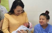 """Bộ trưởng Nguyễn Thị Kim Tiến: """"Đây là chuyến công tác cuối cùng của tôi trên cương vị bộ trưởng"""""""