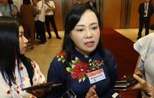 Bộ trưởng Nguyễn Thị Kim Tiến: Có thị phi, có thông tin không trung thực!