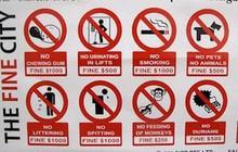 Những quy định cấm xả rác ở các quốc gia mà du khách tuyệt đối không nên vi phạm: Phạt tiền là còn nhẹ, có nơi còn bỏ tù và đánh roi