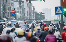Cảnh báo: Chất lượng không khí tại Hà Nội đang ở mức nguy hại
