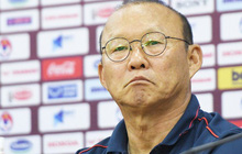 Được đối thủ đánh giá cao hơn Thái Lan, HLV Park Hang-seo khôn khéo đáp lời: Cảm ơn các bạn đã khen nhưng tôi không chủ quan đâu