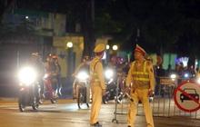 Hạn chế phương tiện 23 tuyến phố khi diễn ra trận Việt Nam - Thái Lan