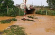 Đường ống nước sạch sông Đà lại vỡ, Viwasupco ngừng cấp nước tối nay