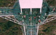 Rất nhiều page đăng tải về các trò chơi trên cầu kính Rồng Mây: nhảy dù, bungee, zipline... nhưng sự thật thì nào đã có?