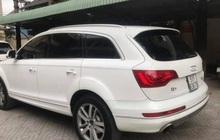 """Công an vào cuộc vụ 2 xe Audi """"sinh đôi"""" cả kiểu dáng, biển số, giấy tờ"""