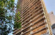 Tòa nhà 'chọc trời' bỏ hoang giữa trung tâm thành phố Hải Phòng