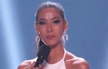 """Hoàng Thùy xuất sắc với câu trả lời phỏng vấn Miss Universe bằng ca dao tục ngữ: """"Có công mài sắt có ngày nên kim"""""""