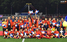 Tuyển nữ Việt Nam về nước trong đêm, không được ở lại cổ vũ trận chung kết bóng đá nam SEA Games 30