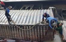 NÓNG: 3 thợ lặn đang mất tích tại nơi trục vớt tàu chìm ở Cần Giờ