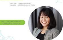 Rời Go-Viet, cựu CEO Lê Diệp Kiều Trang tự lập quỹ đầu tư vào startup