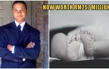 Em bé sơ sinh bị vứt bỏ ở bãi rác trở thành ông chủ triệu đô, thành lập công ty riêng khiến nhiều người ngả mũ thán phục