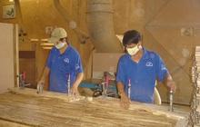 Xuất khẩu gỗ và sản phẩm gỗ vượt mốc 9 tỷ USD