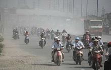 Ô nhiễm không khí ở mức nguy hại, Bộ TN&MT khuyến cáo người dân hạn chế ra ngoài