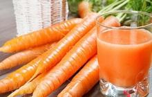 Bác sĩ cảnh báo: Cà rốt rất tốt nhưng ăn với những thực phẩm này rất dễ gây hại cho cơ thể