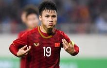 """Quang Hải lọt đề cử cầu thủ xuất sắc nhất châu Á do tạp chí danh tiếng bình chọn, """"chung mâm"""" với cả Son Heung-min"""