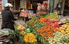Sát Tết, trái cây ồ ạt tăng giá, thương lái bao mua tận vườn