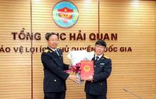 Ông Lưu Mạnh Tưởng giữ chức vụ Phó Tổng cục trưởng Tổng cục Hải quan