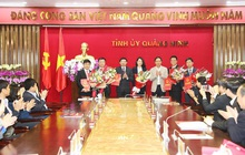 Quảng Ninh bổ nhiệm hàng loạt Phó Giám đốc Sở