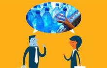 """PV: """"Nếu bây giờ cho bạn 2.000 chai nước và yêu cầu thuyết phục chúng tôi mua nó trong 1 phút, bạn sẽ làm thế nào?"""" Câu trả lời đưa ra sẽ quyết định đâu là nhân tài mà công ty cần có"""