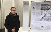 Nhóm kiến trúc sư Việt giành giải Nhất cuộc thi kiến trúc thiết kế quy hoạch tại Đức