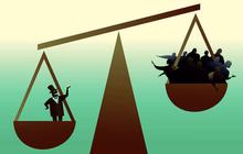 Báo cáo gây sốc: Hơn 2.000 tỷ phú trên thế giới sở hữu khối tài sản lớn hơn 4,6 tỷ người cộng lại!