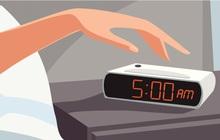 5 lý do khiến những người đang cầu sự giàu có, thành công nhất định phải thực dậy lúc 5h sáng mỗi ngày