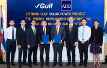 ADB tài trợ xây dựng và vận hành nhà máy điện mặt trời tại Việt Nam
