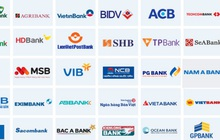 """Thêm nhiều ngân hàng báo lãi, """"trật tự"""" trên bảng xếp hạng đang thay đổi"""