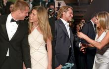 Brad Pitt - Jennifer Aniston: Chuyện tình khiến thế giới ghen tị kết thúc vì ồn ào ngoại tình, sau 15 năm gặp lại ánh mắt vẫn như xưa