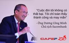 Ông Dương Công Minh - Doanh nhân tuổi Tý nổi bật giới ngân hàng