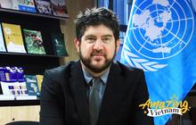 Trưởng đại diện Văn phòng UNESCO: Tôi muốn gọi Hà Nội là thành phố có tâm hồn của những ngôi làng