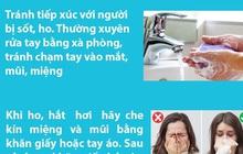 Thông tin hữu ích từ Bộ Y tế: Người đến Trung Quốc và người trở về cần lưu ý ngay những điều này
