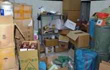 Bắt quả tang cơ sở sản xuất gần 4,5 tấn thuốc thủy sản giả