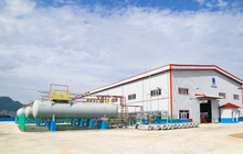 Nhà máy sản xuất khí gas lạnh đạt chuẩn ISO tại Việt Nam