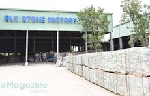 Cận cảnh Nhà máy sản xuất đá tự nhiên FLC qui mô hàng đầu tại Thanh Hóa