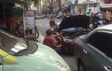 Quá tải dịch vụ tân trang ô tô dịp Tết