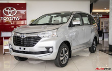 Toyota Avanza giảm giá cao nhất hơn 40 triệu đồng dịp cuối năm, tụt hậu trong cuộc đua doanh số với Suzuki Ertiga và Mitsubishi Xpander
