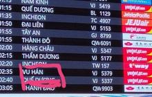 Vietjet khẳng định chuyến bay từ ổ dịch Vũ Hán về Việt Nam không có hành khách