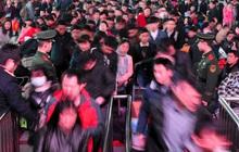 5 triệu người rời Vũ Hán trước khi thành phố bị phong tỏa, dự kiến 1000 ca nhiễm mới