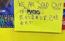 Virus Vũ Hán: Người dân các nước khổ sở săn lùng khẩu trang