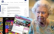 Hoàng gia Anh mắc sai lầm nghiêm trọng: Website chính thức của gia đình hoàng tộc dẫn liên kết nhầm đến trang khiêu dâm của Trung Quốc