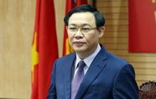 Ông Vương Đình Huệ làm Trưởng đoàn ĐBQH thành phố Hà Nội
